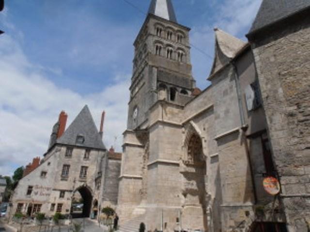 Een dag in La-Charité-sur-Loire
