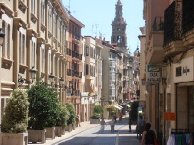 1ste dag in Logroño