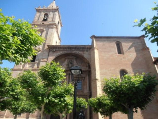 Etappe 79: Logroño - Ventosa