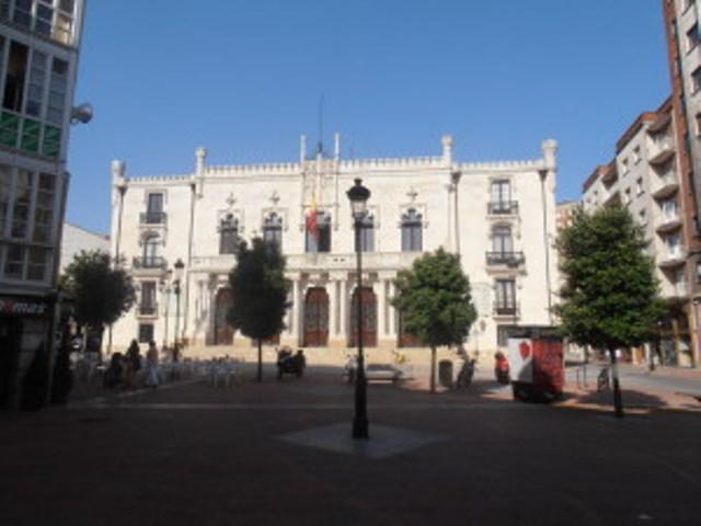 1ste dag in Burgos