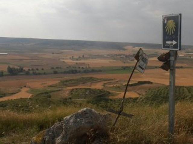 Etappe 86: Hontanas - Itero de la Vega