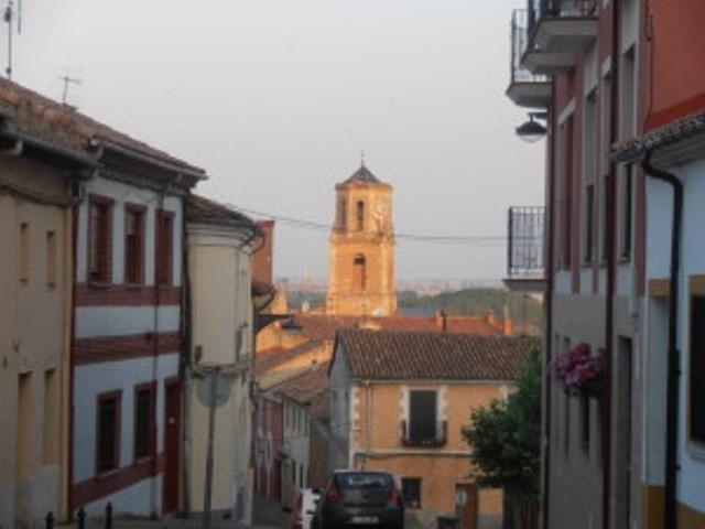 Etappe 91:Sahagun - El Burgo Ranero
