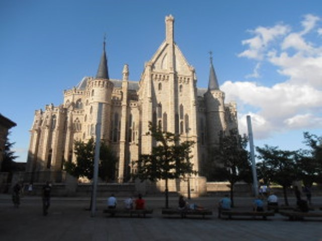 Etappe 95: Villavante - Astorga