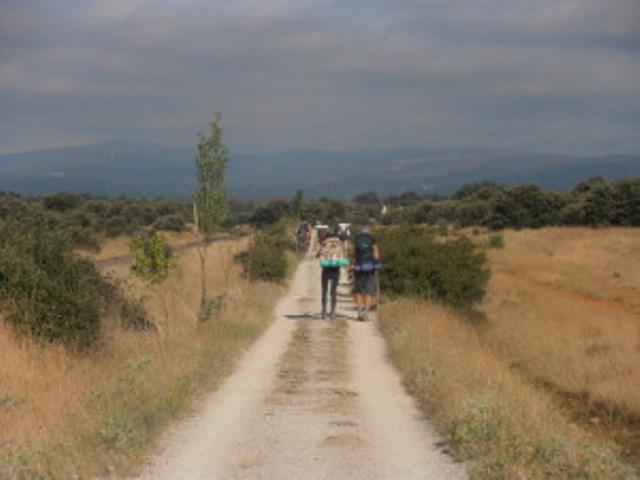 Etappe 96:Astorga - Rabanal del Camino