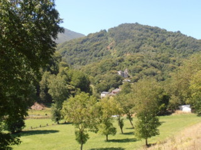 Etappe 100: Villafr.del Bierzo - La Faba