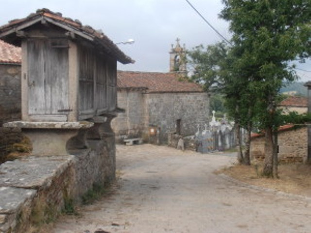 Etappe 106: Portos - Melide