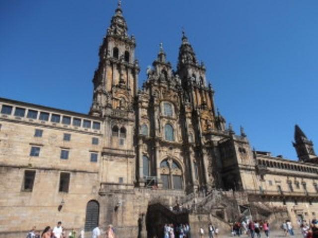 Etappe 109: Salceda - Santiago de Compostella