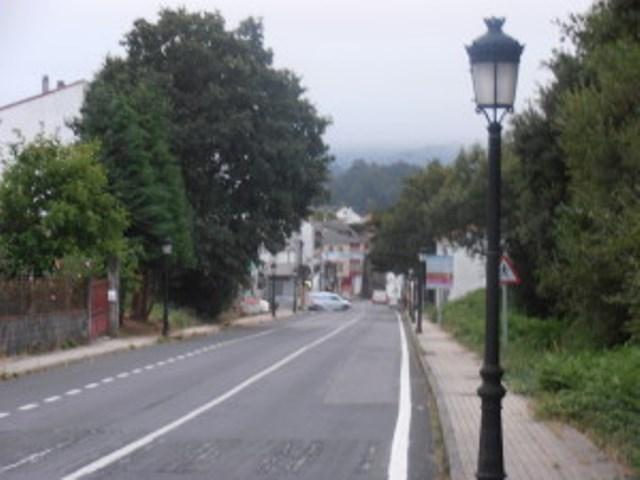 Terugweg 2: Sobrado d. Monxes - Miraz