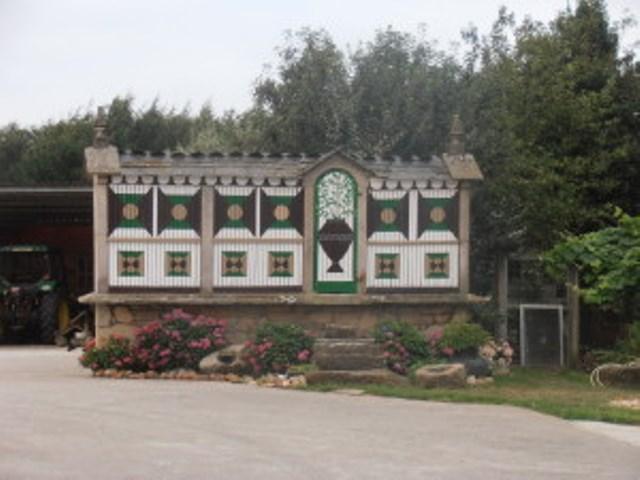 Terugweg 3: Miraz - Baamonde