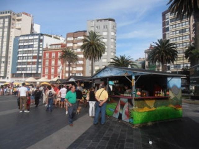 Een dag in Gijón