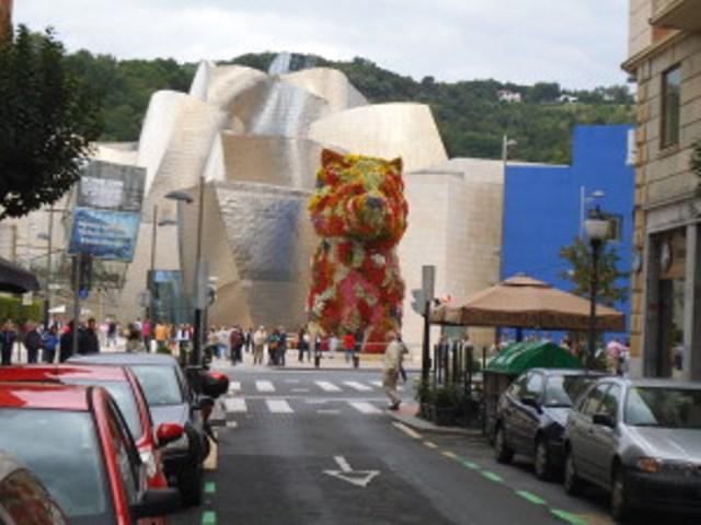 Een dag in Bilbao